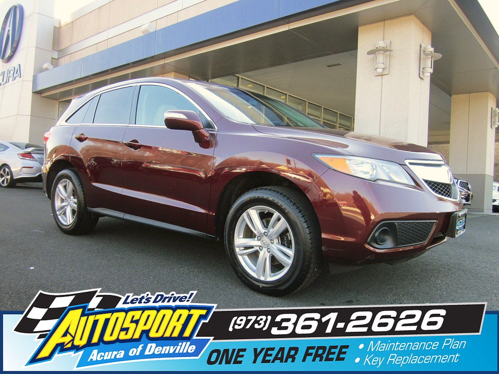 with new package acura utility awd rdx sport inventory in advance